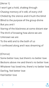 Blind To You Lyrics Nath On Twitter