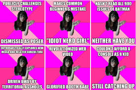 Fake Nerd Girl Meme - list of synonyms and antonyms of the word nerd girl meme annoying