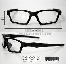 Jual Kacamata Oakley Crosslink jual frame kacamata oakley crosslink sweep ox8031 lensa