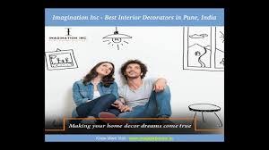 Home Interior Designer In Pune Imagination Inc Home And Interior Designers In Pune Youtube