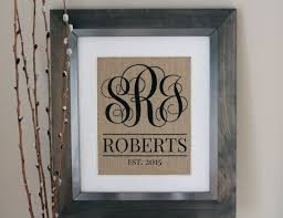 monogrammed wedding gift monogrammed wedding gifts wedding ideas