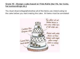 design a cake cake sculpture and frida kahlo gd 10 2013