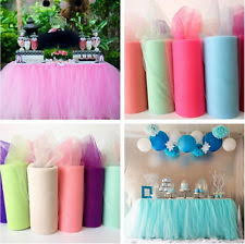 tulle decorations unbranded tulle baby shower party decorations ebay