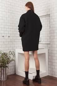 lookast black boyfriend coat garmentory