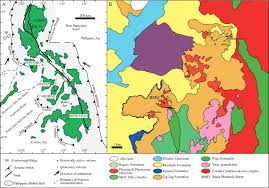 igneous geochemistry of mineralized rocks of the baguio district