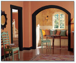 home interior door trim options painting wallpapering interior