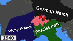 Cold War Germany Map Why Is The Safest Place To Be