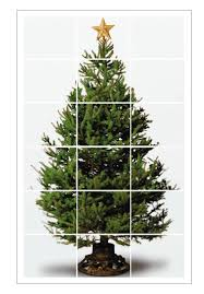 printable 4 ft tree we did this one year when we