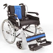 wide self propel wheelchair with brakes ecsp01 20 elite