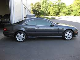 mercedes cl55 amg 2002 mercedes cl55 amg sport coupe loaded
