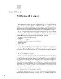 Letter Of Intent To Purchase Commercial Real Estate by Chapter 2 Anatomy Of A Lease Guidebook For Developing And
