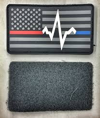 State Flag Velcro Patches Custom Patches Pcl Fire