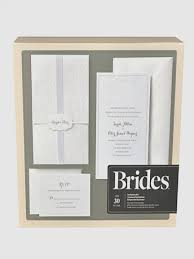 brides wedding invitation kits office depot wedding invitations weddinginvite us