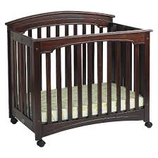 child craft standford mini folding crib target