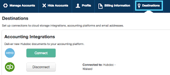 reset quickbooks online reset quickbooks online connection in hubdoc hubdoc