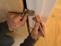 Installing Interior Door Hinges How To Make A Diy Interior Door Hgtv