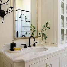 Brushed Bronze Bathroom Fixtures Ivory Bathroom With Rubbed Bronze Fixtures Bath Pinterest