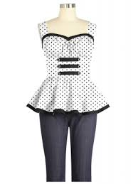 polkadot top polkadot top