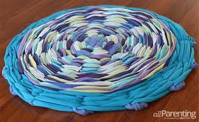 Rag Rug Bracelet How To Make A Hula Hoop Rag Rug