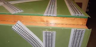 fold up train table woodworking