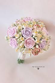Shabby Chic Wedding Bouquets by Alternative Shabby Chic Wedding Bouquet Bridal Bouquet Keepsake