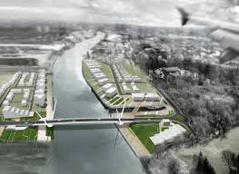 first look images falkirk wheel architect designs new clyde