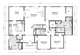 the richland manufactured home floor plan or modular floor plans