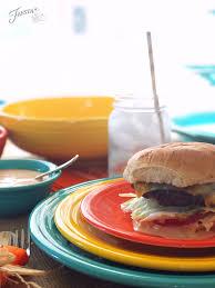 no fuss buffet style backyard barbecue u2013 fiesta blog