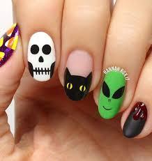 47 best halloween nails images on pinterest nail art ideas