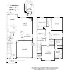 Dh Horton Floor Plans Rockport 3729 Maple Rock Ii Lake Stevens Washington D R Horton