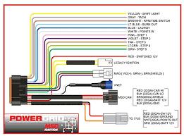 msd grid wiring diagram msd10 diagram wiring diagrams for diy