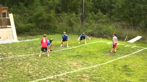 bfl blythewood football league game 1 youtube