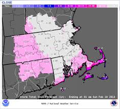 Boston Snow Total Map by What You Need To See To Understand Blizzard U0027nemo U0027 Climate Central