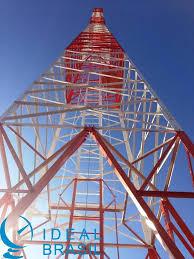 Common Torre Autoportante Triangular Parafusada - AEV 6m - 30 metro #YT01