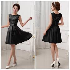 dress to party new o neck sleeveless lace party formal gowns fashion