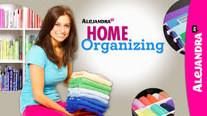 alejandra tv get organized with alejandra tv trailer youtube