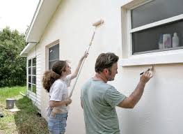 paint the house how to paint a house