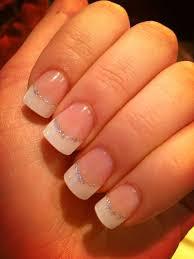 colored tip nail designs nail art ideas and design nails