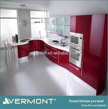 2017 new design colorful modular kitchen cabinet buy modular