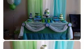 green baby shower decorations best baby shower decorations boy green cake decor food photos