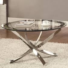 coffee tables tempered glass coffee table silver coffee table