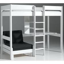lit superposé avec bureau pas cher lit mezzanine avec bureau lit mezzanine 2 places avec bureau fly