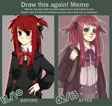 Draw It Again Meme - draw this again meme by drawkill on deviantart