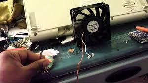 high cfm case fan 200 cfm 120mm sunon fan will blow your doors off youtube