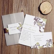 Affordable Pocket Wedding Invitations 115 Best Pocket Invites Images On Pinterest Marriage Pocket