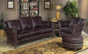 Arizona Leather Sofa by Leather