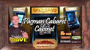 pacman cabaret cab u0026 60 in 1 jamma review youtube