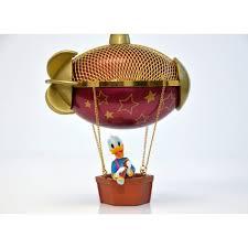 Anniversary Christmas Ornament Donald Duck In Air Balloon Christmas Ornament Disneyland
