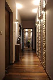 Hallway Lighting Ideas by Stunning Design Idea For Small Hallway In Apartment With Amazing