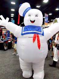 stay puft marshmallow costume 50 wonderful comic con costumes from 2012 stay puft comic con and